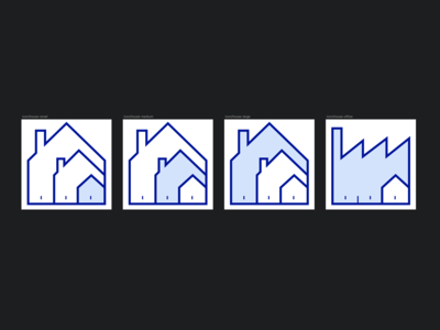 Icons building size