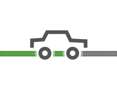 progress car icons variations