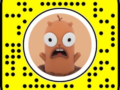 Scardey Gopher (AR) animation snapchat augmented reality ar woods rodent peek a boo animal cute gopher afraid fear scared