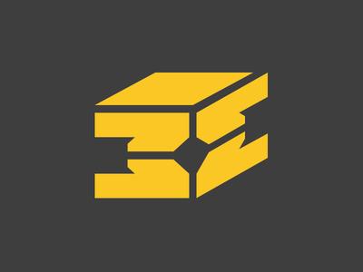 3E Graphics Logo V.1.0
