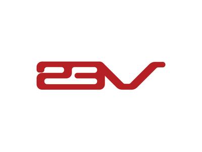 23V Logotype