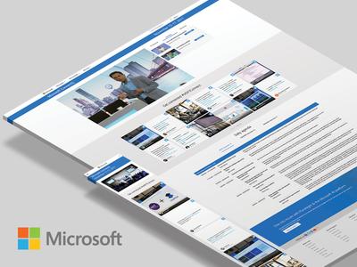 Microsoft Connect(); 2017 ux ui web design microsoft