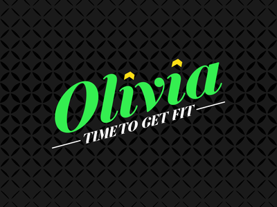 Olivia training coach