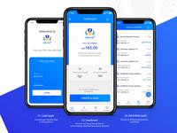 Customer referral app