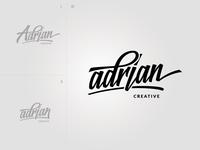 Personal Logo - Adrian