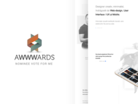 Awwwards Nominee - Voting