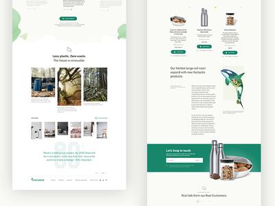 Avocango Homepage