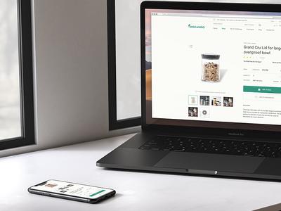 Avocango Product Page