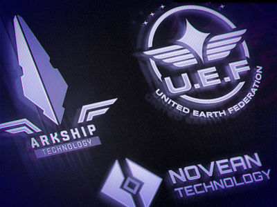 Sci-fi/Futuristic Logos