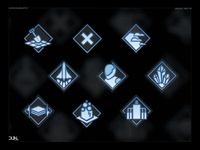 Dual Universe - Talent System Icons