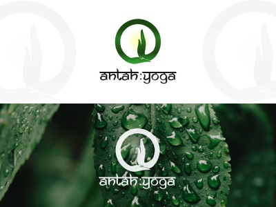 New Logo Concept For Antahyoga logo concept ux design ui design dashboard app design ui ux typography illustration vector logo branding graphic design logo design