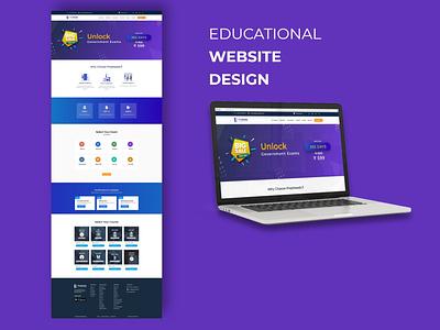 Web Page Design uiux ux design ui design javascript php elementor wordpress branding homepage design landing page landing page design homepage graphic design