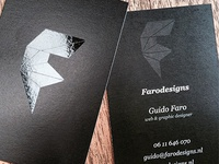 new Businesscards