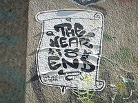 Pasteup the near is end