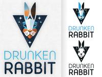 Logo Drunken Rabbit