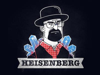 Heisenberg walter white character breaking bad heisenberg bkopfone bkopf