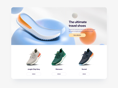 The ultimate travel shoes logo branding shoes travel sneakers travelers outdoors capabilities product costumer service environment experiences plastic recycled future kickstarter jump adventures landing