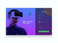 VR User Info