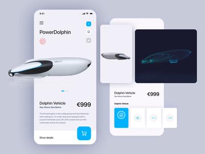 🛰 Power Dolphin app