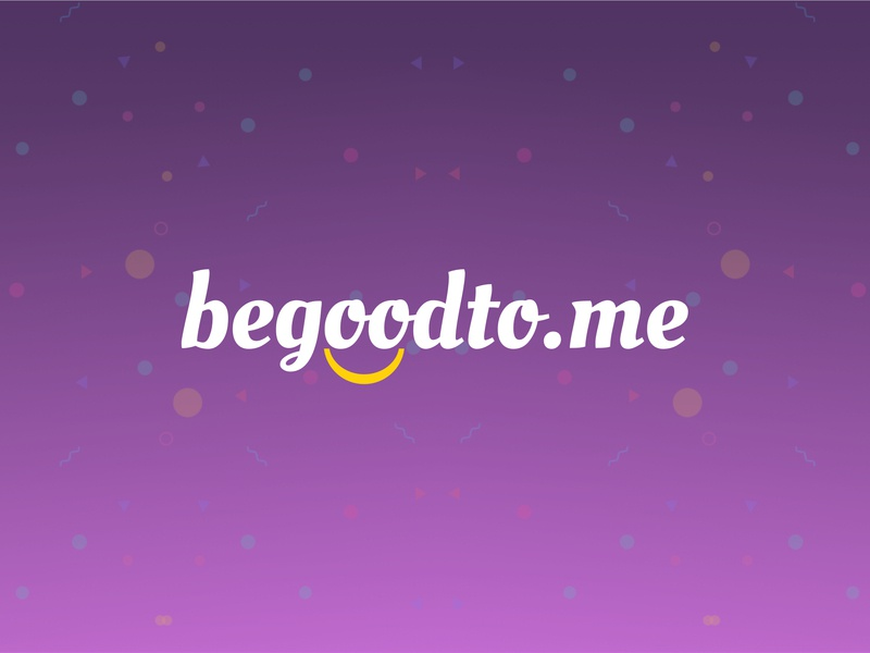 Logo Design for begoodto.me
