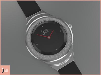 My last 3D attempt. hand watch watch 3dmodeling blender 3dblender 3d