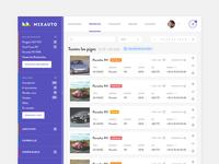 New web app