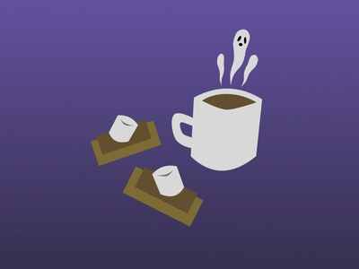 S'mores and Haunted Hot Cocoa