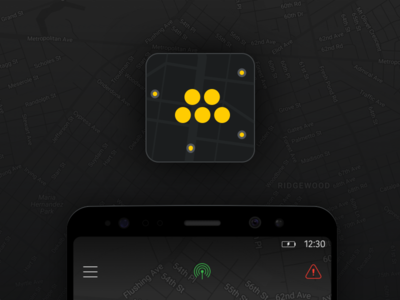 Taxi driver app for Android