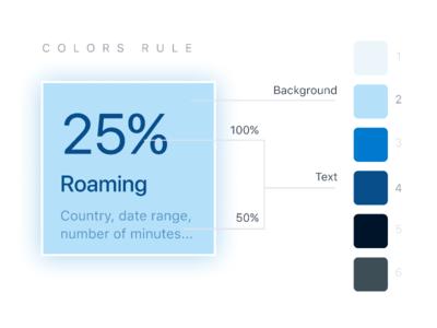 Colors rule