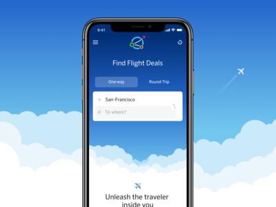 Flight First Screen