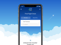 Flight First Screen