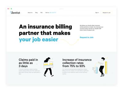 Zentist.io – Insurance Billing Partner