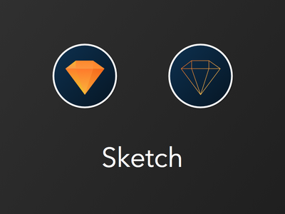 Day Seven redesign sketch icon