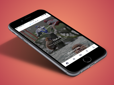 Video Page sketch daily ui