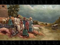 Classic Art - Jesus