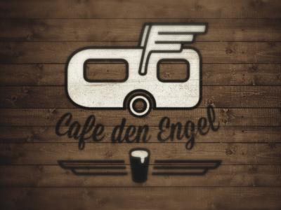 Cafe Den Engel Logo