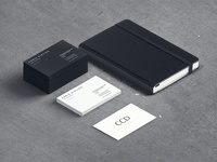 Business Card for Design Agency