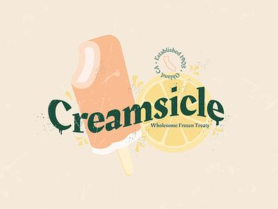 Creamsicle summer creamsicle orange bsds