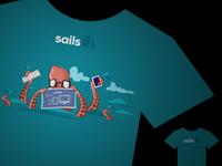 Sails Shirt 02