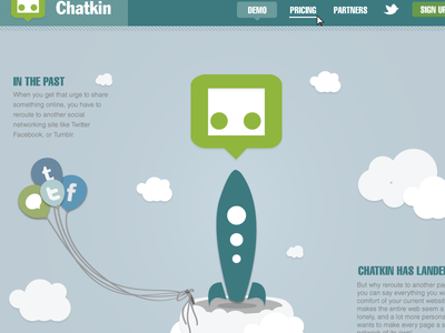Chatkin | Home page teaser