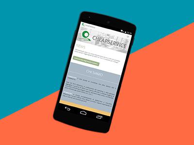 Cheapservice Soc Coop Website