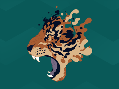 Ink & tiger