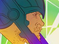 Thor Ragnarok Tribute