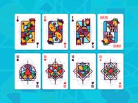 Minimal - Playing Cards