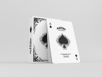 Playing Card Mock-Up