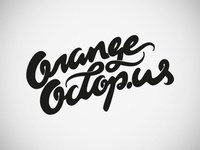 Orange Octopus – simplest version