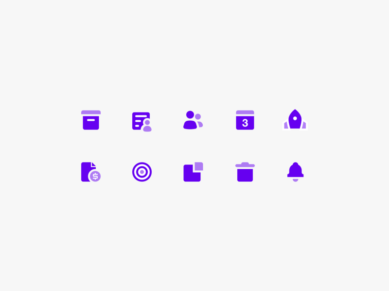 AC icons concept interaction interfaces identity duotone minimal icon branding vector interface app ux ui