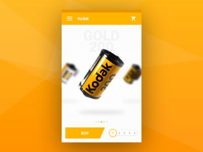 Kodak Store App