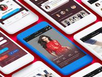 Fascin - Ecommerce Mobile App