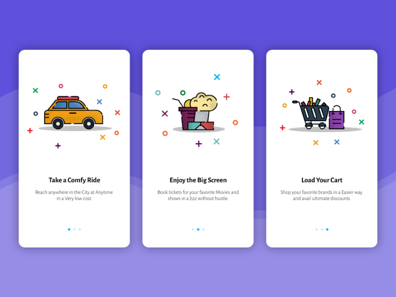 Averything - Onboarding Screen